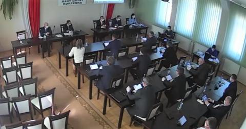 Korzenna: jak przebiega wrześniowa sesja rady gminy? Obserwuj obrady na bieżąco