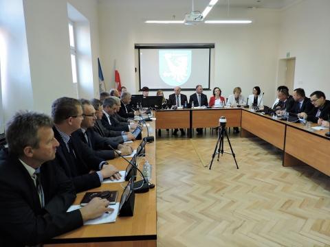 Plan zagospodarowania przestrzennego i nie tylko na sesji Rady Gminy Gorlice
