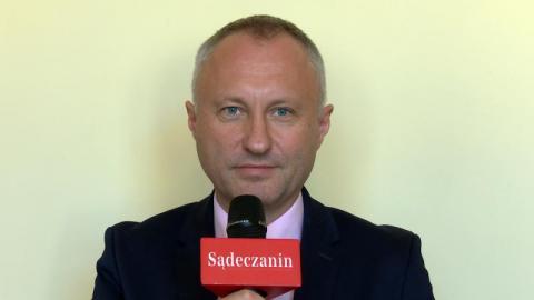 Prezydent Nowego Sącza Ludomir Handzel wspiera akcję Serce-Sercu