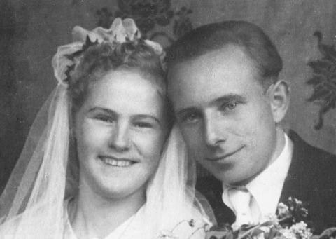 ślub Teresy i Tadeusza
