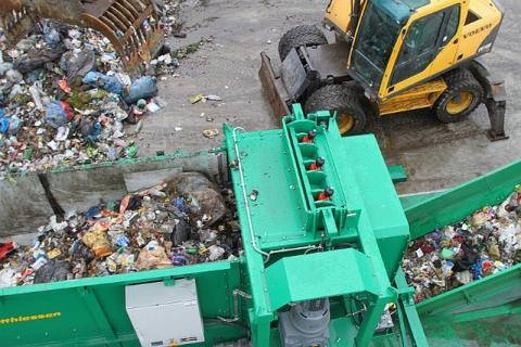 W Kamionce Wielkiej stawiają na odbiór odpadów bio i zmieszanych