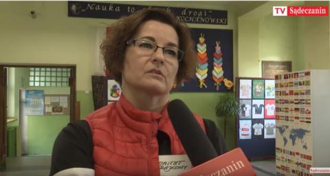 SP nr 3 Nowy Sącz: dziś od podwyżek ważniejsza jest godność nauczycieli