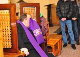 spowiedź w kościołach, fot. BK.