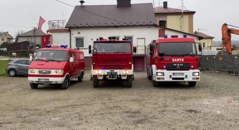 Wójt wezwał strażaków do zwrotu remizy. OSP Korzenna nie odda swojej twierdzy