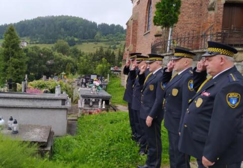 Krynica: Straż Miejska świętuje 30-lecie. Medale i odznaczenia dla strażników