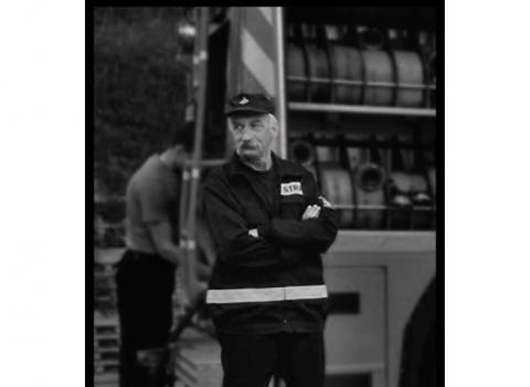 Nie żyje strażak z Gostwicy. Bronisław Waligóra służył innym 45 lat