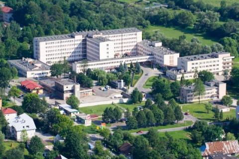 Fot. arch. szpital w Limanowej