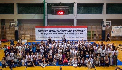 Kryniczanie z Arcus zdobyli 11 medali w taekwondo
