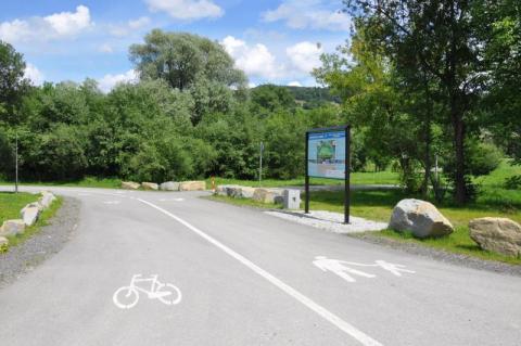 Trasa na weekend: gratka dla rowerzystów i spacerowiczów w Piwnicznej-Zdroju