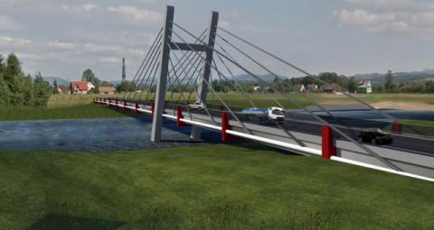 Most za 100 milionów, ale Chełmiec się do niego dołoży! [WIDEO]
