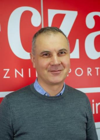 Tomasz Kowalski, redaktor naczelny sadeczanin.info