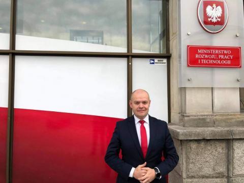 Tomasz Michałowski szefem ministerialnego gabinetu wicepremiera Gowina