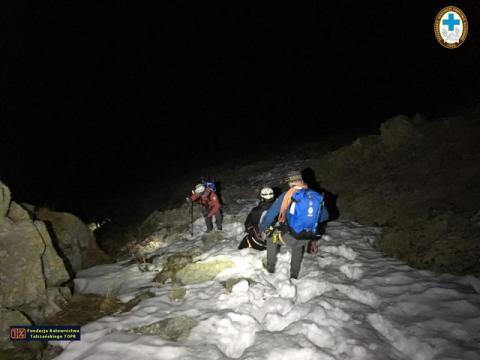 Nowosądeczanin zginął w Tatrach