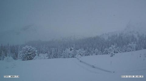 W Tatrach TOPR ogłosiło trzeci stopień zagrożenia lawinowego