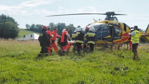 Znamy opinię biegłego. Co było przyczyną tragicznego wypadku w Łęce?