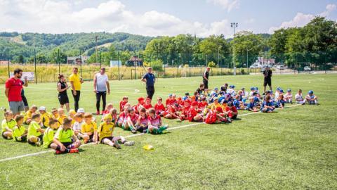 W Barcicach powitano wakacje turniejem piłkarskim dla dzieci [ZDJĘCIA]