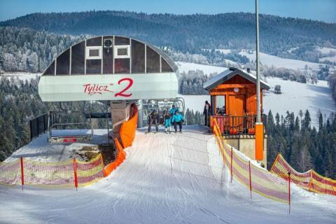 Pomysł na ten weekend - tylko narty!