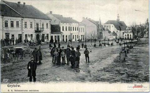 Czarno-biała Sądecczyzna (23). Grybów bez bazyliki, bitwa pod Marcinkowicami