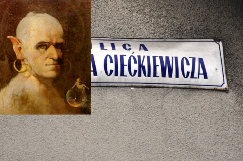 Nowy Sącz: Był Cieczkiewicz, jest ulica… Ciećkiewicza! I nikomu snu z powiek to nie spędza