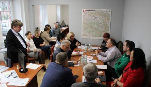 Łabowa: spotkania edukacyjne oraz profilaktyczne, dotyczące koronawirusa