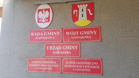 Strefa buforowa w urzędzie gminy Nawojowa
