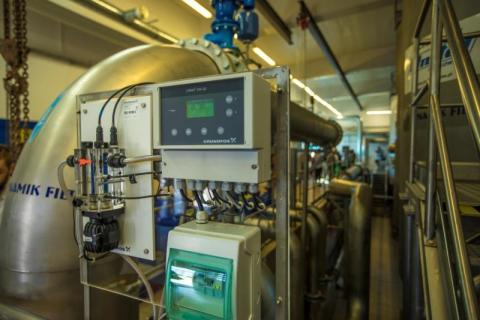 Jak technologie Sądeckich Wodociągów chronią przed koronawirusem