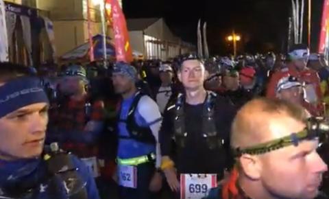 O godz. 2 nad ranem z deptaka w Krynicy-Zdroju wystartował Lotto Bieg 7 Dolin w ramach Ultramaratonu Wyszehradzkiego im. Prezydenta Lecha Kaczyńskiego.