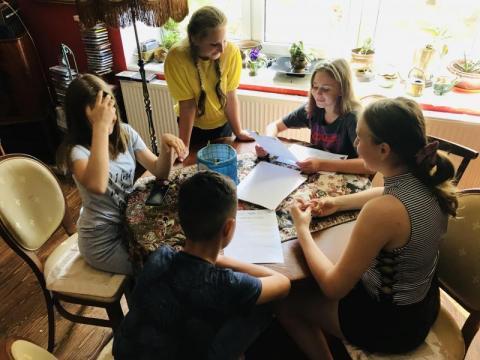 Warsztaty Be Brave - młodzi w kulturze