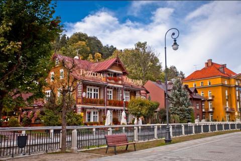 Hotele w Krynicy-Zdrój pokonują koronawirusa