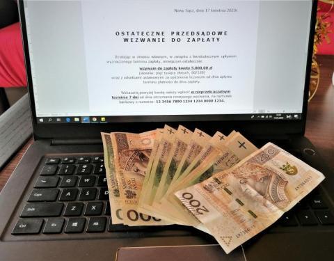 Jak odzyskać pieniądze od dłużnika? Przestrasz go wezwaniem do zapłaty!
