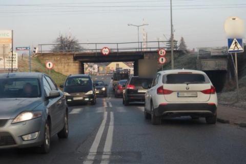 W maju remont wiaduktu na ul. Zielonej w Nowym Sączu, fot. arch. Sadeczanin.info
