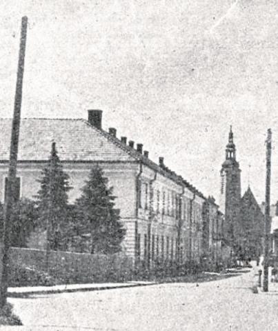CK starostwo w Limanowej