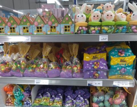 W sklepach już Wielkanoc
