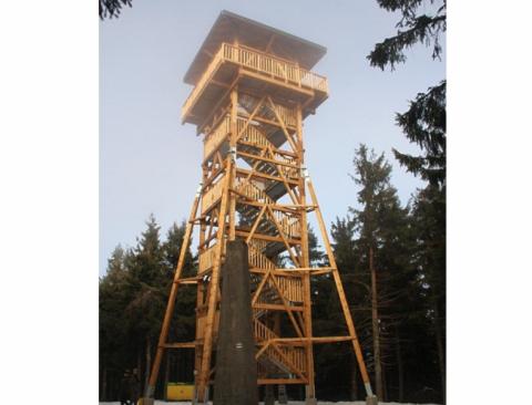 Kultowa wieża na Radziejowej znów otwarta dla turystów!