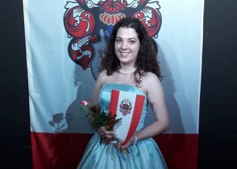 Wioletta Liber z Podegrodzia podbija sopranem wielki świat opery