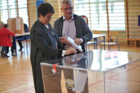Wyniki wyborów prezydenckich 2020: gmina Gródek nad Dunajcem