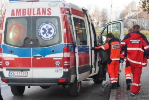 Z ostatniej chwili: wypadek na ul. Węgierskiej. Tworzą się korki