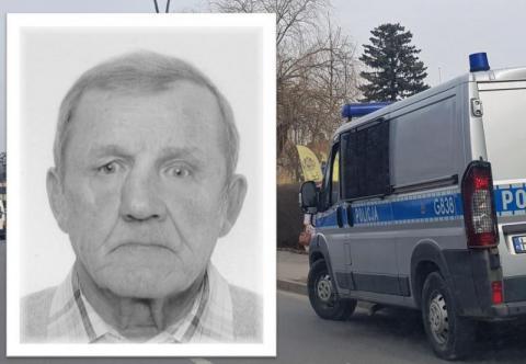 Pilne! Zaginął 71-letni Józef Komperda. Rodzina i policja proszą o pomoc