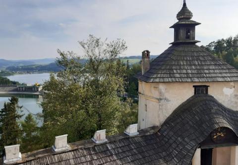 Legenda o Brunhildzie na zamku w Niedzicy jest wciąż żywa