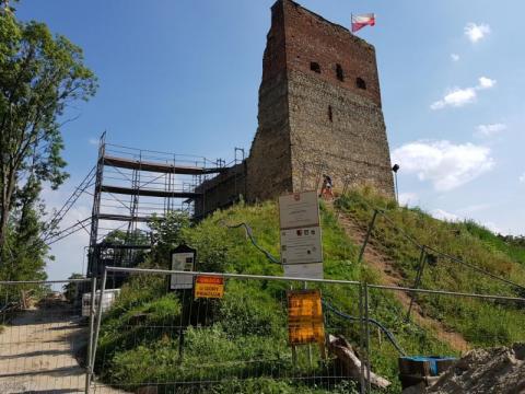Sam Jan Długosz zapłakał nad śmiercią Spytka III z Zamku Melsztyn