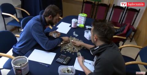 Kibice i piłkarze zbierali pieniądze dla Andrzeja. Czeka go długa rehabilitacja