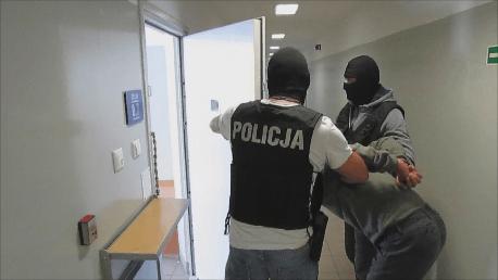 Seryjny podpalacz w rękach policji. Grozi mu pięć lat więzienia