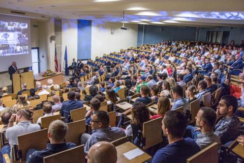 Uroczysta Inauguracja Roku Akademickiego, Zjazd Absolwentów WSB-NLU już w sobotę