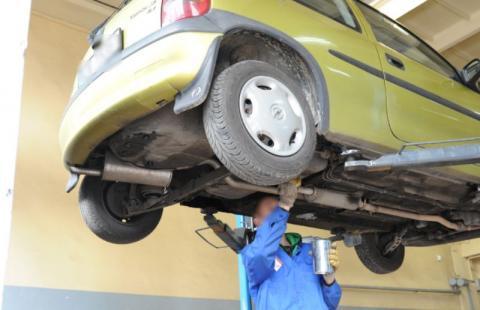 Przegląd techniczny samochodu ze zdjęciem. Nowe propozycje MI
