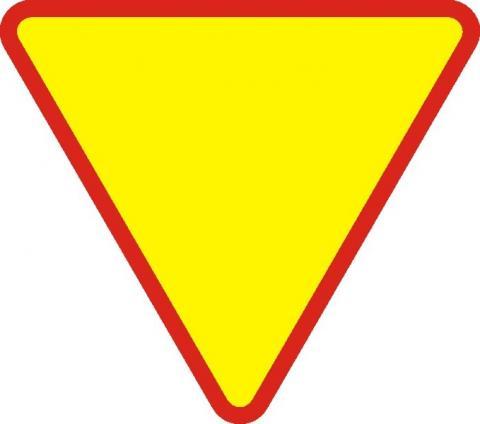 Widzicie ten znak? A kierowca citroena nie widział. Ile go to kosztowało?