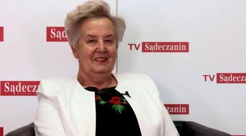 Wybierz Zofię Smajdor. Jej największą pasja jest praca społeczna
