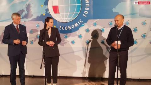 Zygmunt Berdychowski po Forum Ekonomicznym 2020: sukces nie przychodzi lekko