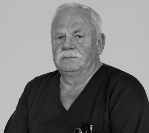 śp. Zygmunt Chaja, fot. Jakub Trojanowski/Szpital Powiatowy w Limanowej