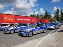 Strażacy z Nowego Sącza ruszyli na pomoc Białorusinom [ZDJĘCIA]