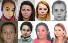 Piękne, groźne kobiety poszukiwane przez policję. Przyjrzyj im się dobrze